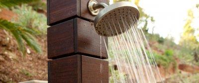 Как сделать душ на даче своими руками