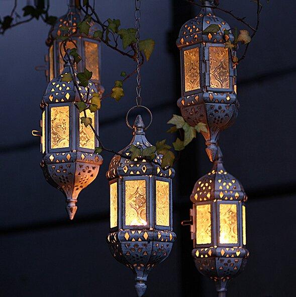 Подсвечники-фонари в восточном стиле Gentle Times