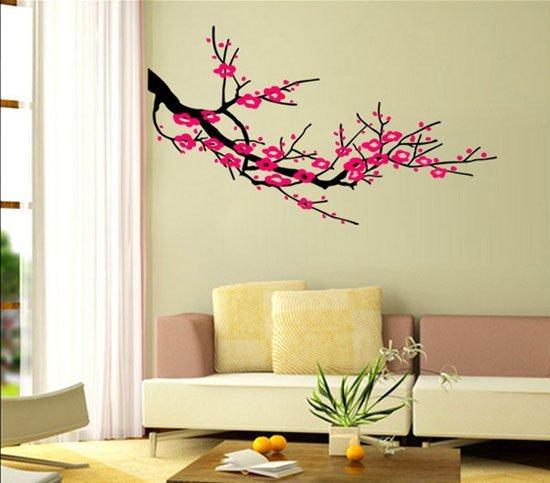 художественная роспись стен фото 4
