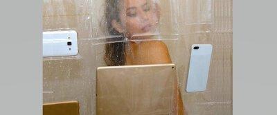 ТОП-5 необыкновенных шторок для ванной с AliExpress