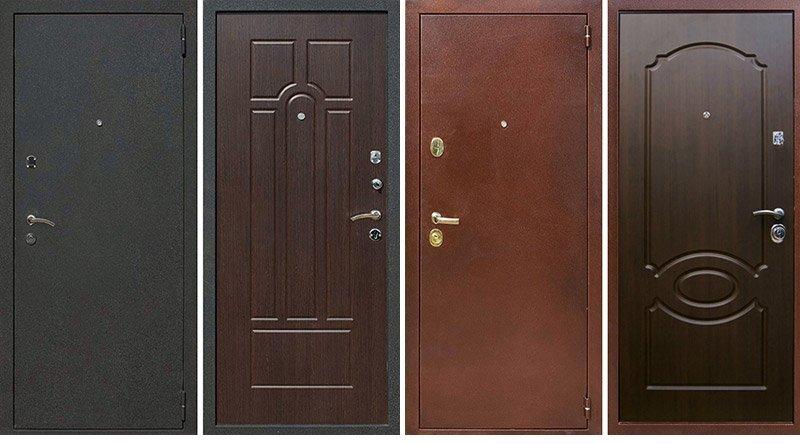 Двери Лекс в рейтинге лучших производителей входных дверей