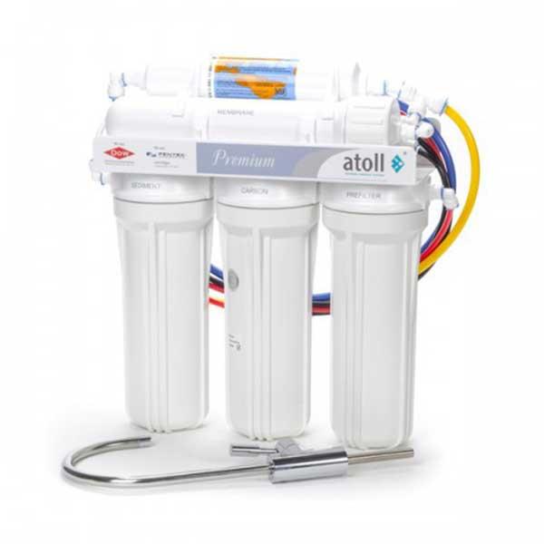 Рейтинг фильтров для воды под мойку - Atoll A-550 Max