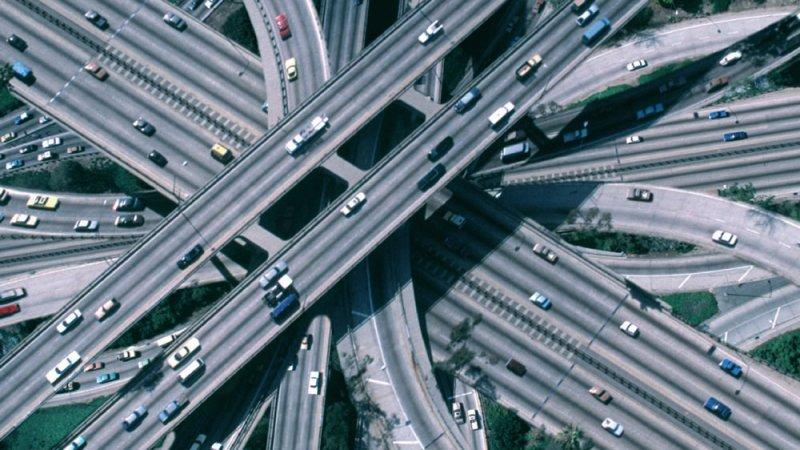 Развязки автомобильных дорог