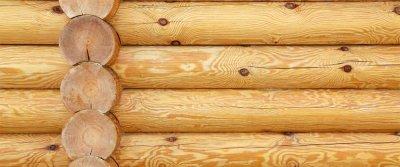 Как сделать бревенчатые и брусчатые стены для дома