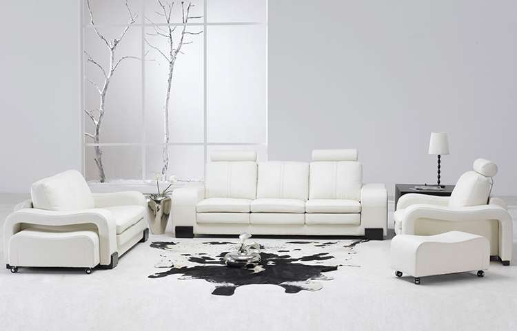 Белый цвет в интерьере фото 5
