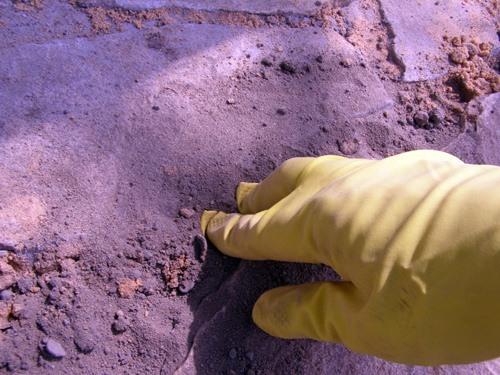 Как сделать дорожки на даче своими руками из песка