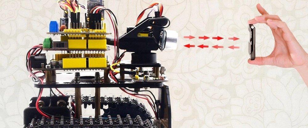 5 занимательных электронных конструкторов с AliExpress