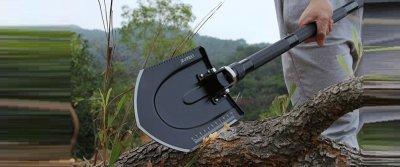 5 универсальных лопат для дачи и кемпинга с AliExpress