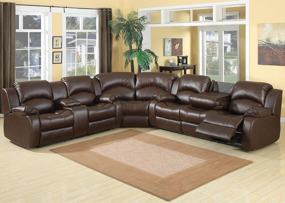 Мягкая мебель для гостиной: 10 идей интерьера фото 03-03