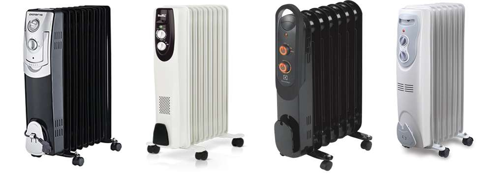 масляные радиаторы фото 1
