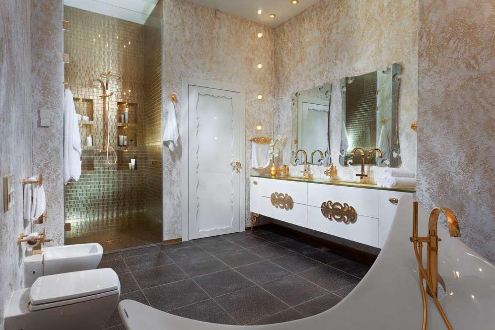 Описание: http://design-homes.ru/images/galery/sanyzel/zolotoj-tsvet-v-interere-vannoj-s-oknom/zolotoj-tsvet-v-interere-vannoj-s-oknom4.jpg