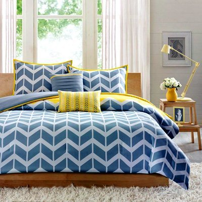 e011be324c7ab66e289c2988fd773038--chevron-duvet-covers-chevron-comforter