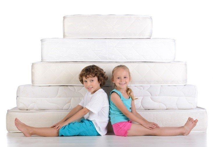 Матрас для ребенка: главные правила выбора!
