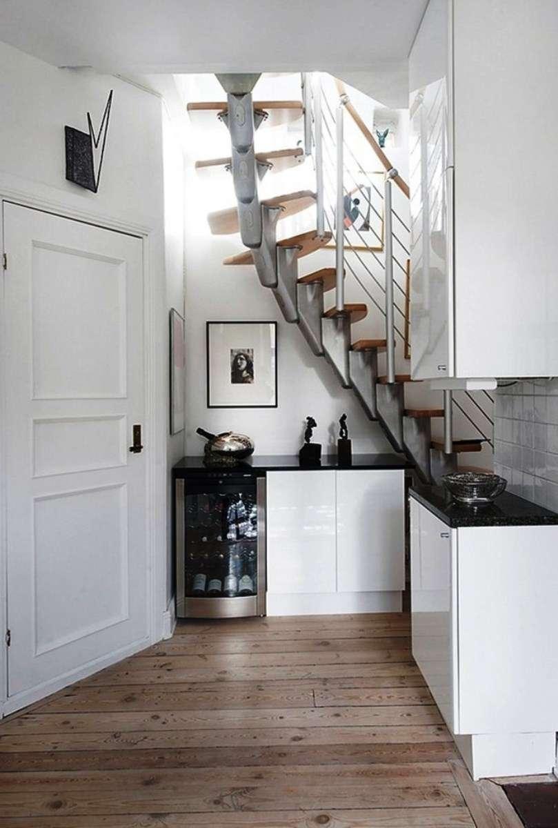 Как устроить двухуровневую квартиру