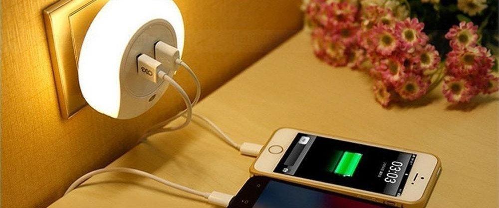 ТОП-5 обалденных зарядников для телефонов с AliExpress