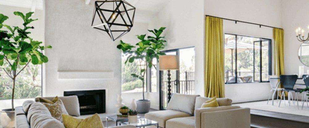 Купить шторы в гостиную и не ошибиться – 7 практичных советов