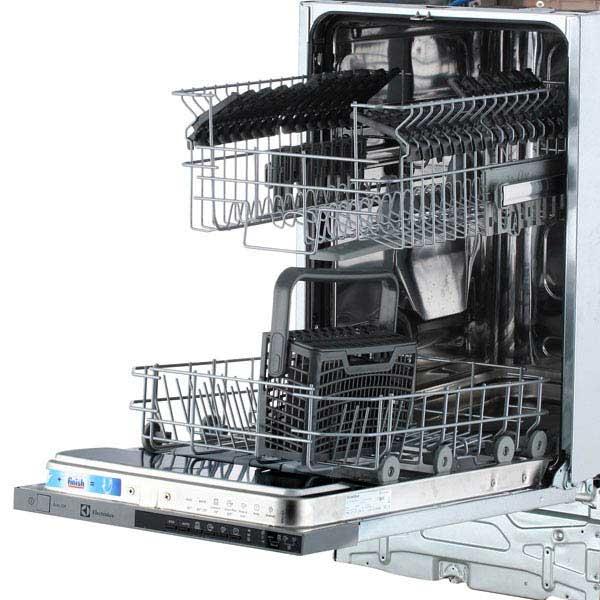 Electrolux ESL 4562 RO (Италия) - лидер рейтинга встраиваемых посудомоечных машин