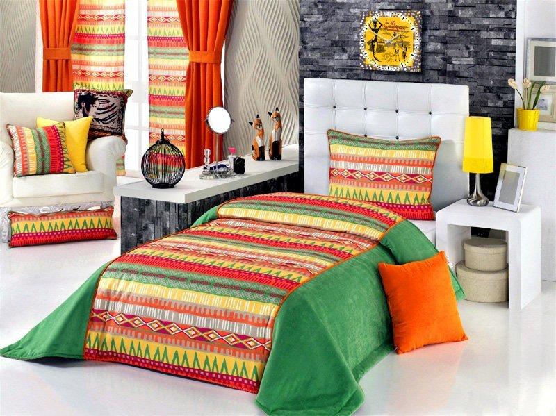 покрывало-на-кровать-в-Этно-стиле-Этника-от-турецкого-производителя