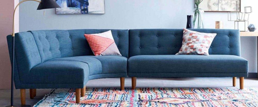 Диваны в интерьере гостиной: фото, примеры, рекомендации