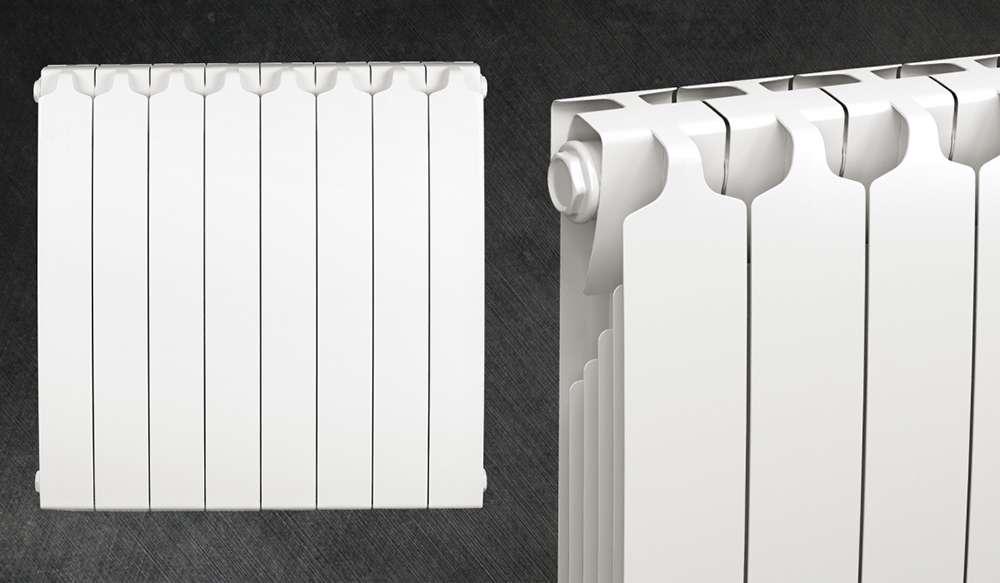 Sira RS Bimetal 500. Рейтинг популярных моделей радиаторов отопления фото 5