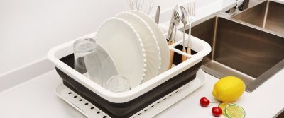 ТОП-5 практичных сушилок для посуды от AliExpress
