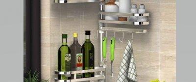 ТОП-5 супер вместительных полочек для кухни с AliExpress