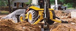 Порядок выполнения земляных работ при строительстве