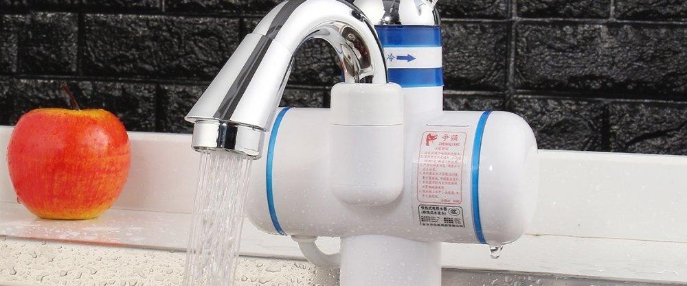 5 быстрых нагревателей проточной воды с AliExpress