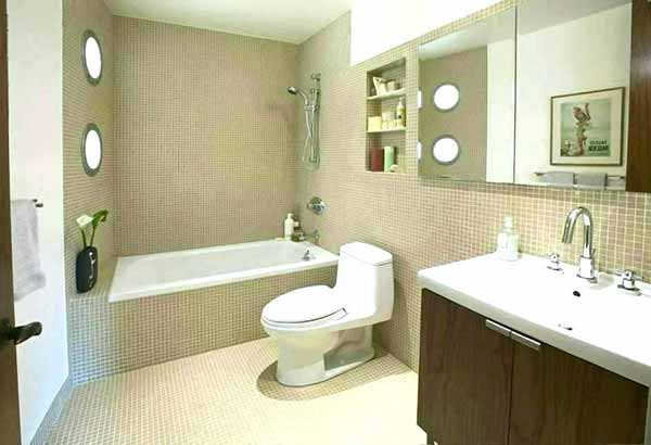Как сделать маленькую ванну визуально больше фото 3