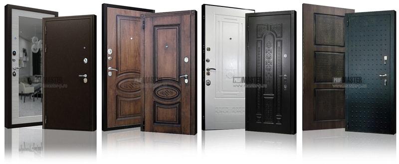 Двери Профмастер в рейтинге лучших производителей входных дверей
