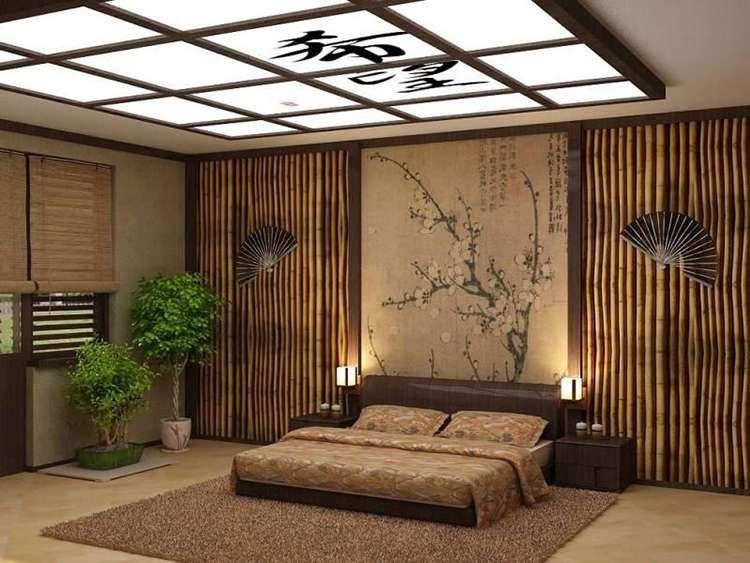 Бамбук в интерьере: идеи, фото бамбукового интерьера