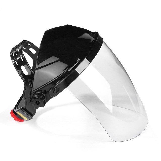 Шлем с защитным стекломSafurance
