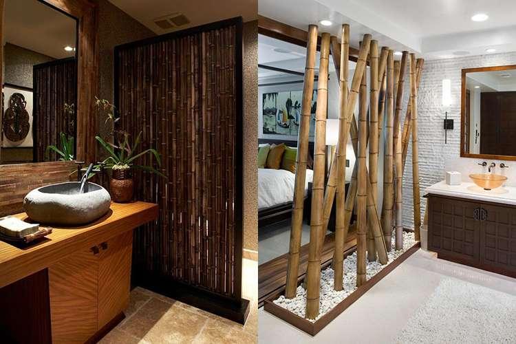 Бамбук в интерьере фото 5