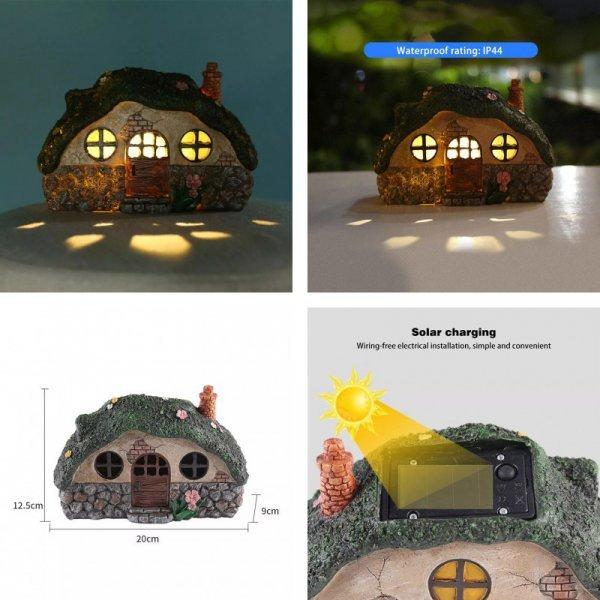 Светодиодный домик