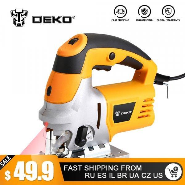 Электролобзик от DEKO