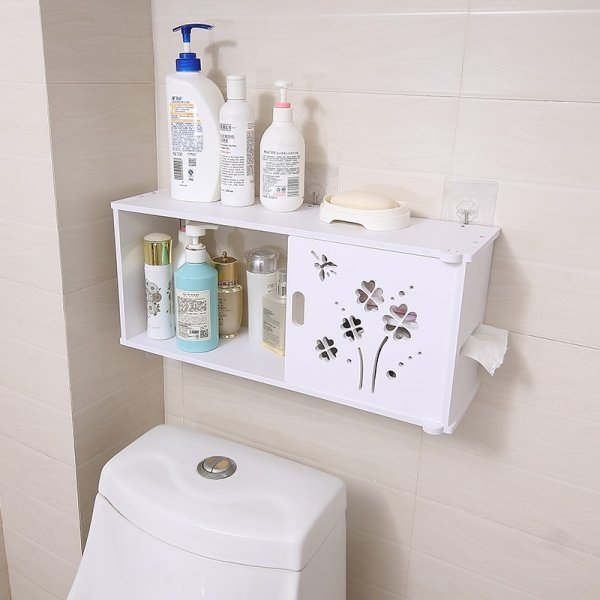 Шкафчик для туалетных принадлежностей от OUSSIRRO (3 вида)