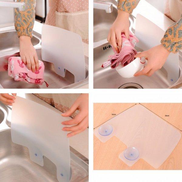 Защитный экран против брызг воды (1 шт)