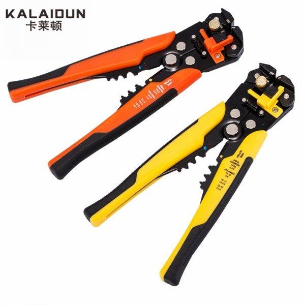 Плоскогубцы для проводов KALAIDUN