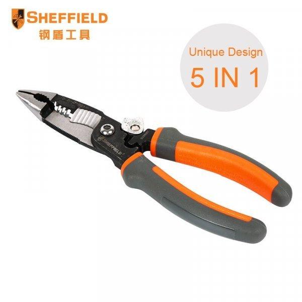 Многофункциональный  инструмент 5 в 1 от SHEFFIELD (6 комплектаций)