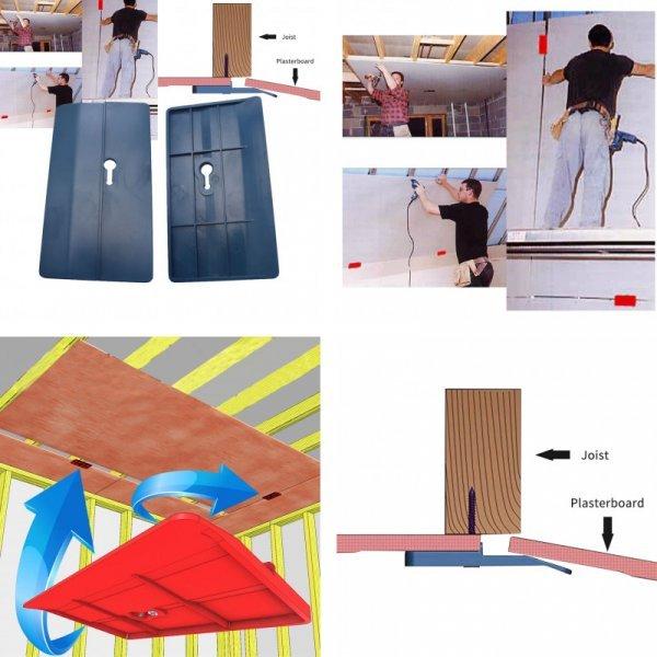 Приспособление для позиционирования листовых стройматериалов