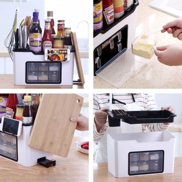 Многофункциональный органайзер для кухни