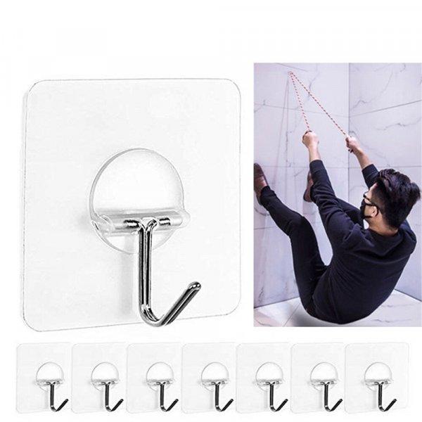 Набор крючков на стену (2, 4, 6 шт)