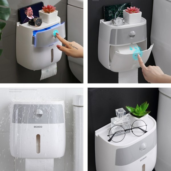 Водонепроницаемый держатель для бумажных полотенец