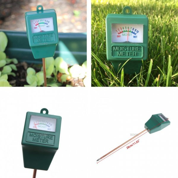 Измеритель влажности почвы