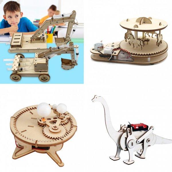 Конструктор-игрушка от CUTEBEE (20 видов)