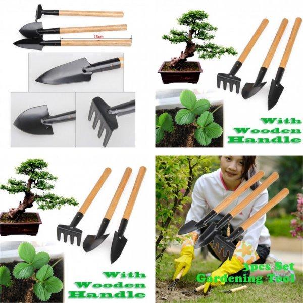 Набор мини инструментов для сада от ALLOET