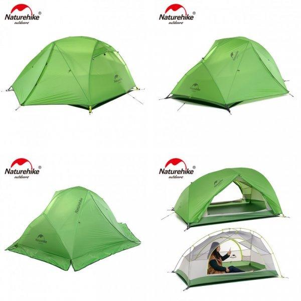 Палатка для 2 человек Naturehike
