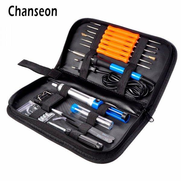 Комплект для пайки в сумочке от CHANSEON
