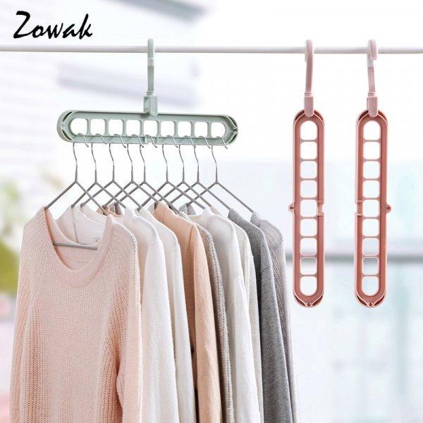 Умная вешалка для одежды Zowak (9 в 1)