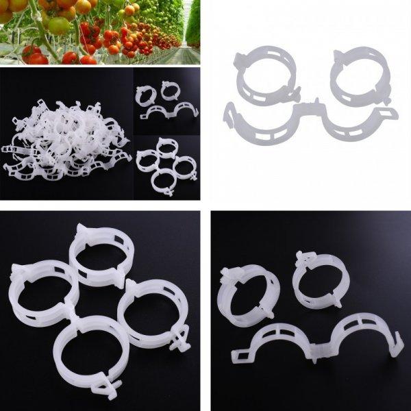 Зажим-кольцо от JAKEMY (23 см, 50 шт)